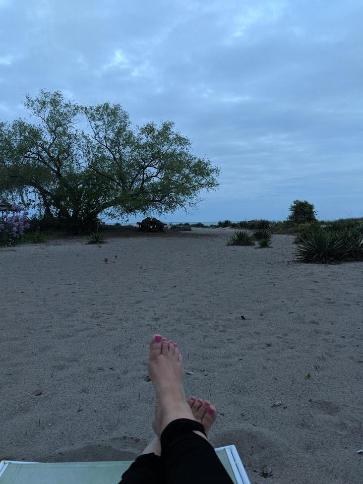Beachfront Port Stanley Ontario