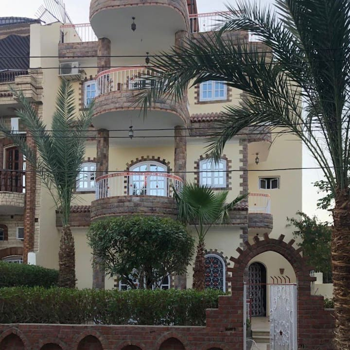 Full Moon House Nile River Apartment (3)