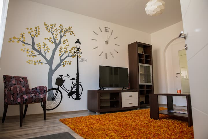 Apartment DUNAV*** Osijek, near the centre