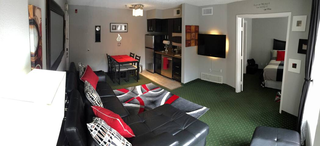 Spacious condo with many upgrades you'll love!