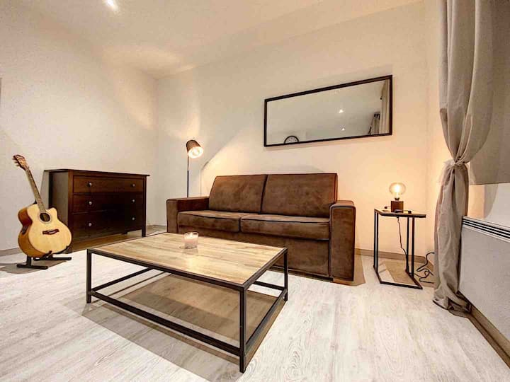 Chaleureux appartement - CHARMES