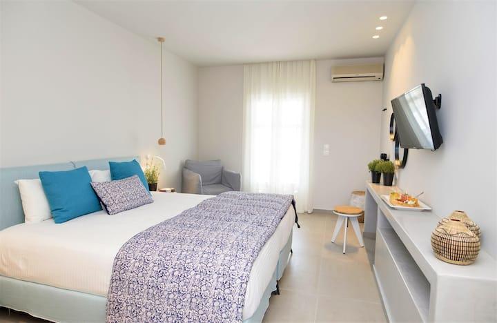 Triple room - Vigla Hotel - Amorgos