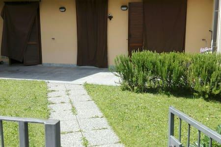 Accogliente appartamento nel verde - Caglio