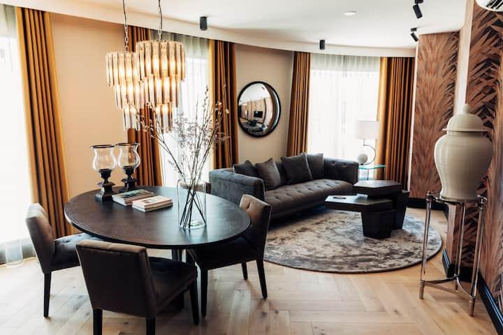 Luxueuze short stay appartementen, hartje centrum