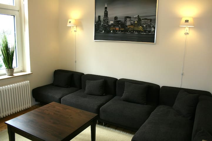 Appartement for up to 8(9) persons - Krefeld - Apartment
