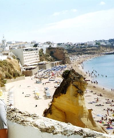 Albufeira oldtown appartement