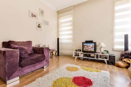 Central, Entertained, Sweet Flat - Çankaya - Wohnung