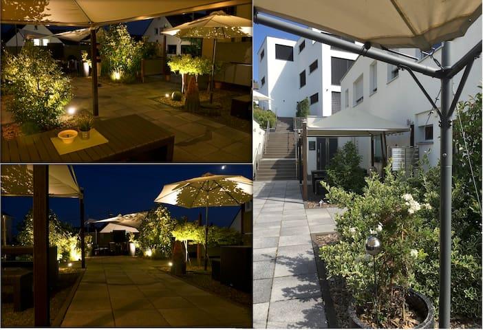 Gästehaus über den Dächern von Trier! - Gusterath - Pension