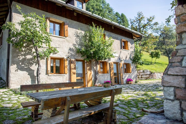Maso Lagorai latua casa in montagna - Pieve Tesino