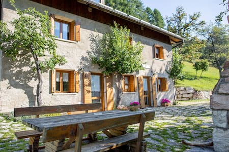 Maso Lagorai latua casa in montagna - Pieve Tesino - Cottage