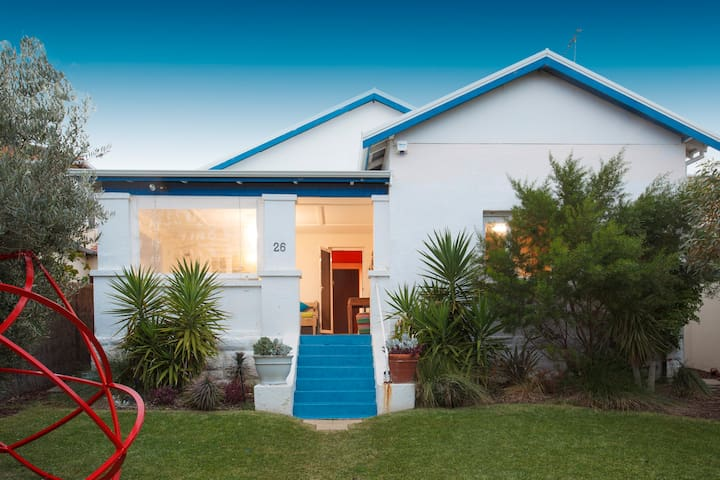 Cottesloe Seaside Cottage - Cottesloe - บ้าน