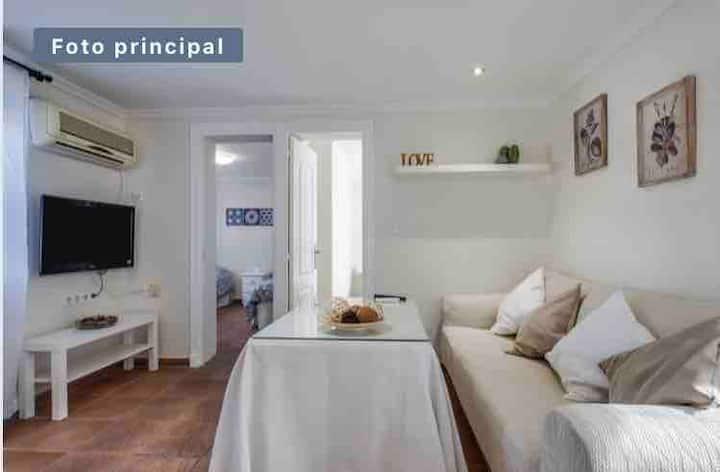 Apartamento Céntrico, WIFI, con opción 5 huésped