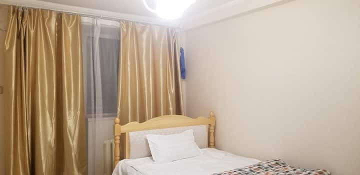 Awesome location home with free TV/Wifi
