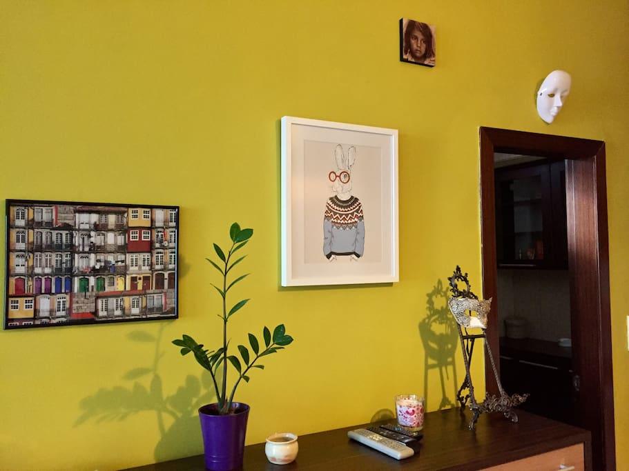 details, living room