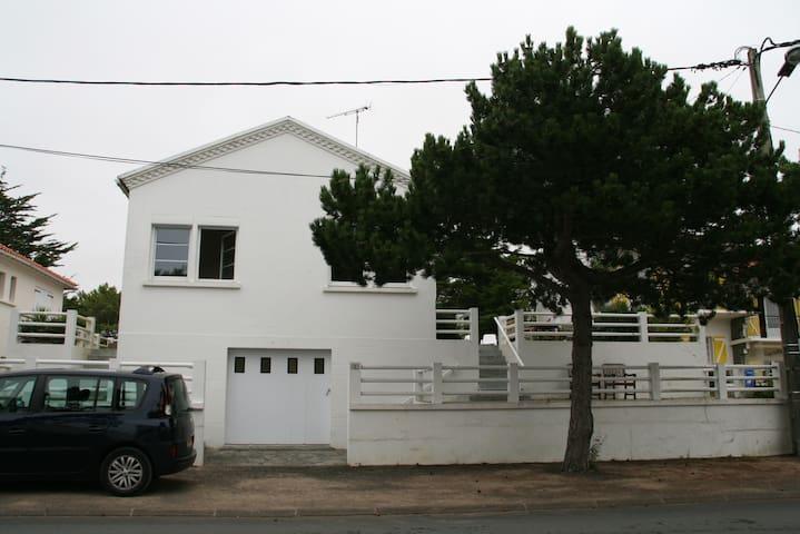 Grande maison bord de mer - Notre-Dame-de-Monts - Casa