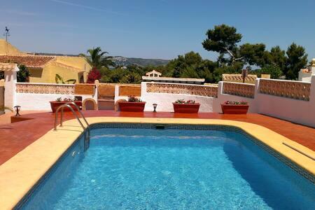Chalet con piscina - El Tosalet - Chalet