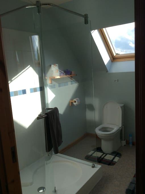 Family rooms' en suite..