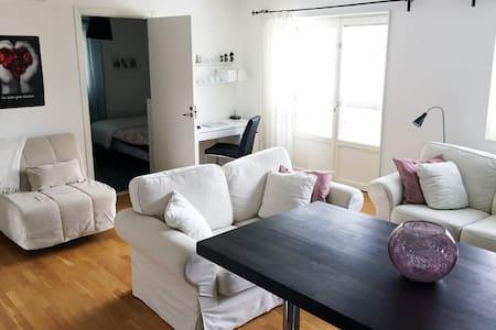 Beautiful apartment near Stockholm - Bålsta - Flat