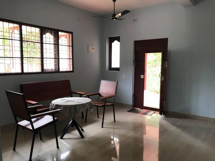 Nanda House - full residence near Auroville