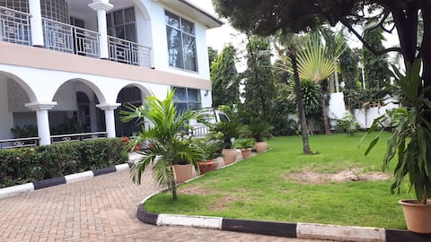 Two storey house few  minutes to the Beach