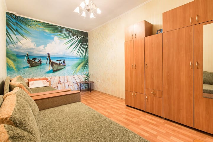 Apartment in a good area of Odessa