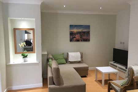 Modern 2 bed close to beach & shops - Bournemouth