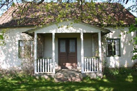 Äldre hus med gammaldags charm - Visby