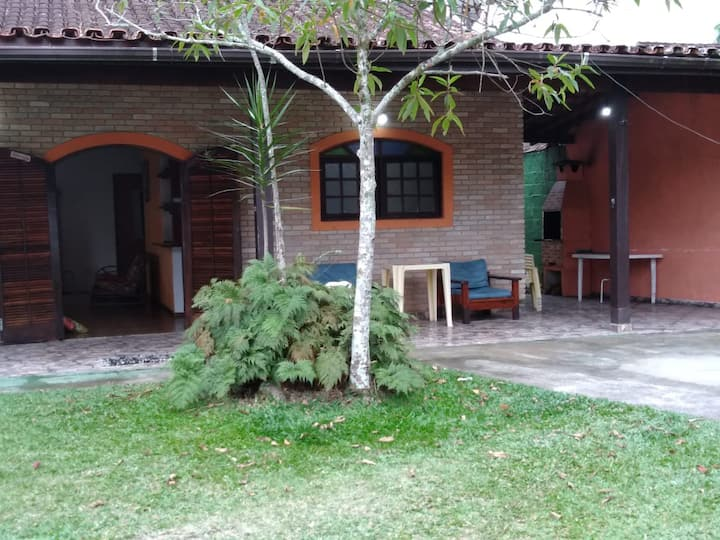 Casa aconchegante perto de várias praias Ubatuba