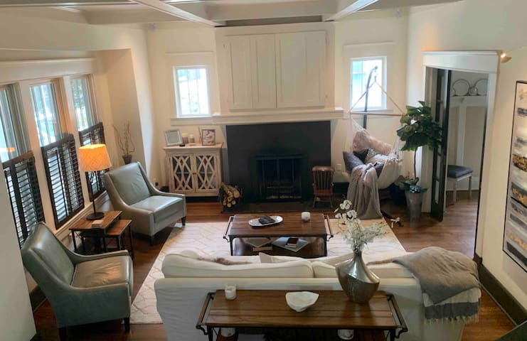 Comfy house in Candler Park by Little Five Points!