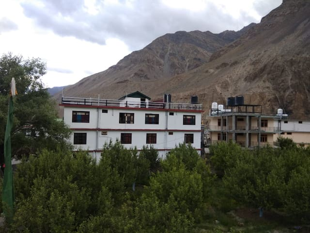 Hotel Siddharth Lahaul and Spiti