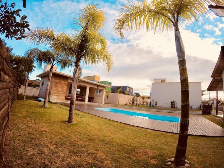 Casa em Vila com dois quartos para até 6 pessoas