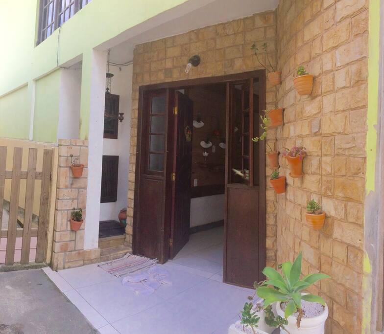 Entrada - fachada