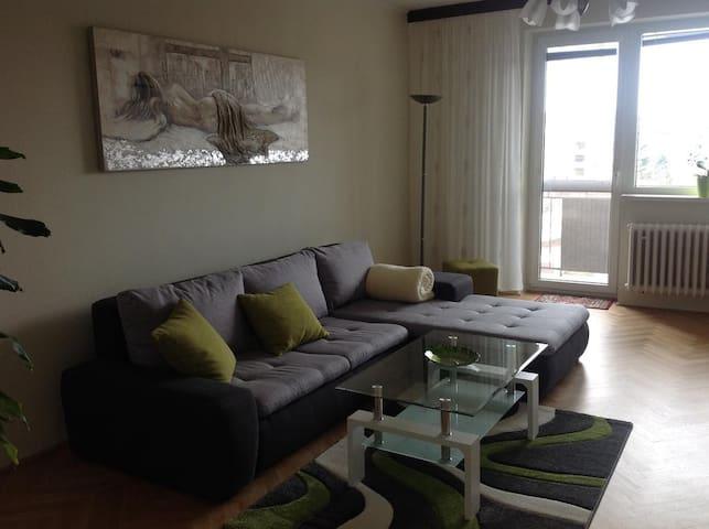 Apartmán Prokopa Holého