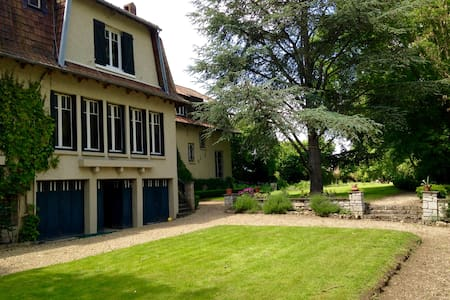 Beautiful family estate on the Seine - Tosny - House