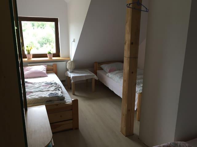 Pokój nr 2, 2-osobowy