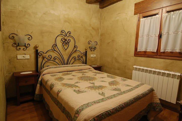 habitación privada en hotel rural - Navaleno
