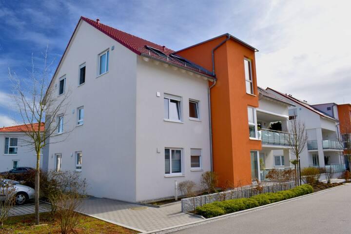 Business Apartment Bad Friedrichshall