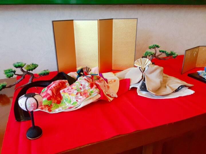 大阪奈良まで20分。静かな住宅街。自分の家のように寛げます。