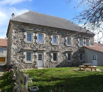 CHAMBRES D'HOTES L'ARBRASSOUS - Usclades-et-Rieutord - Rumah Tamu