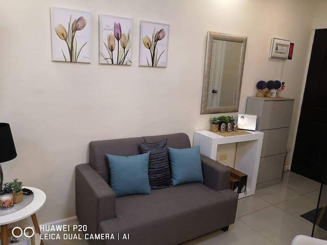 Fully furnished one bedroom unit near SM Cebu