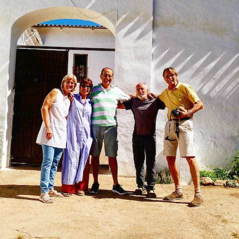 Cortijo la  Aguardentera-Arroyo  Bejarano