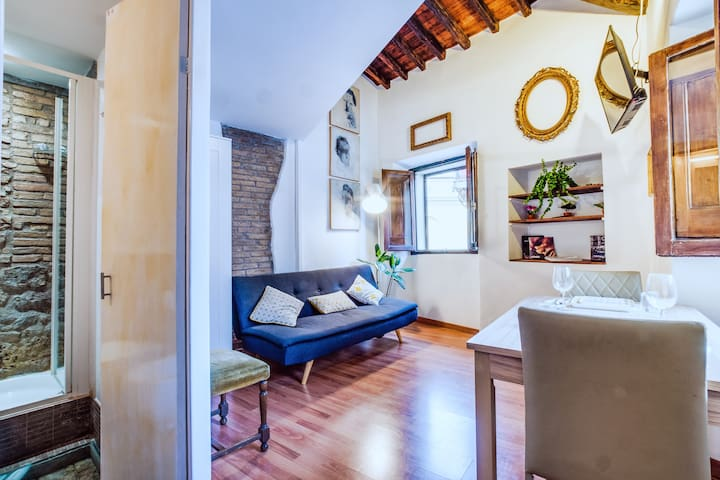 Beauty view, Architect Loft - Campo dei Fiori!