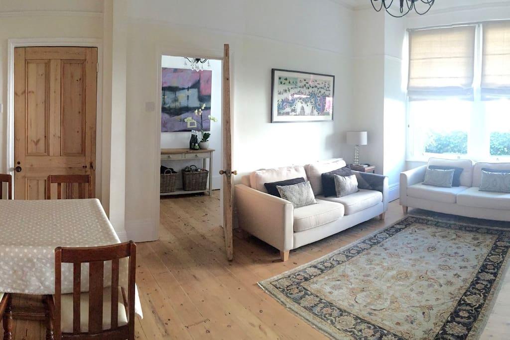 Large comfy lounge