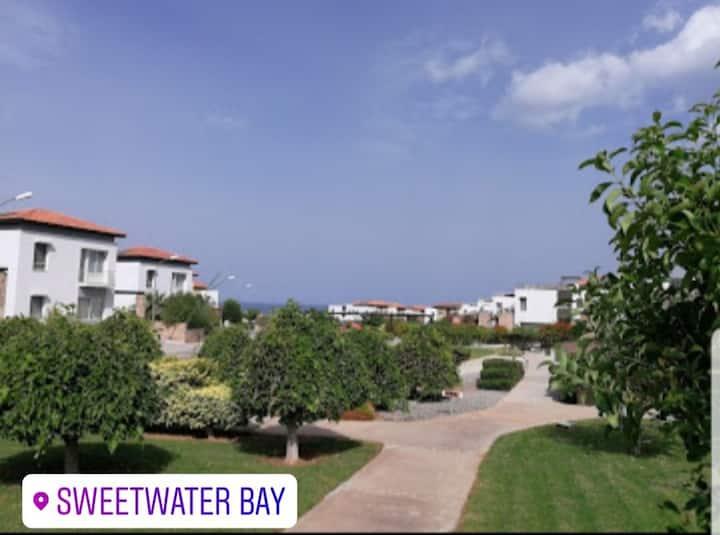 Sweetwater Bay, Huzurun tek adresi Kuzey Kıbrıs ta