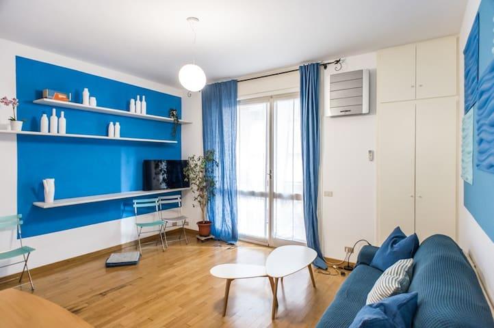 Via Savona, Navigli, city center, air-conditioning