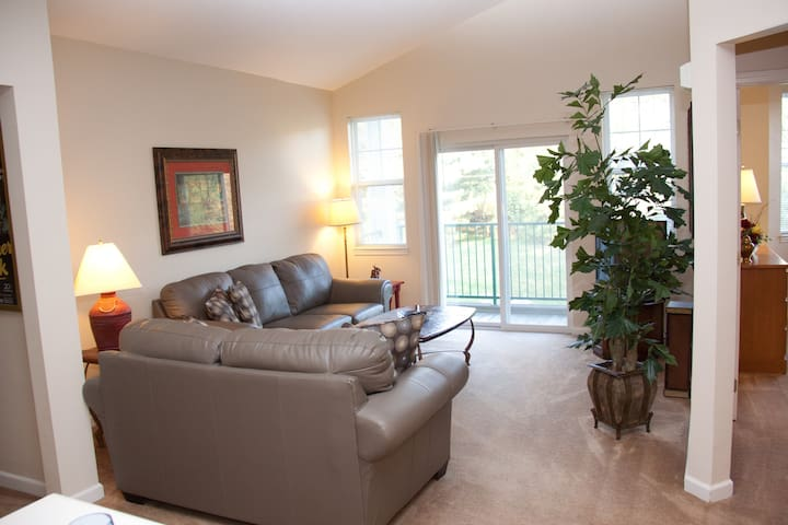 Condo in Southpointe - Located 2 minutes from I-79