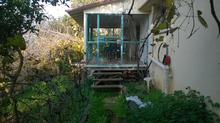 Beautiful apartment in Galilee - Mitzpe Hila - Wohnung