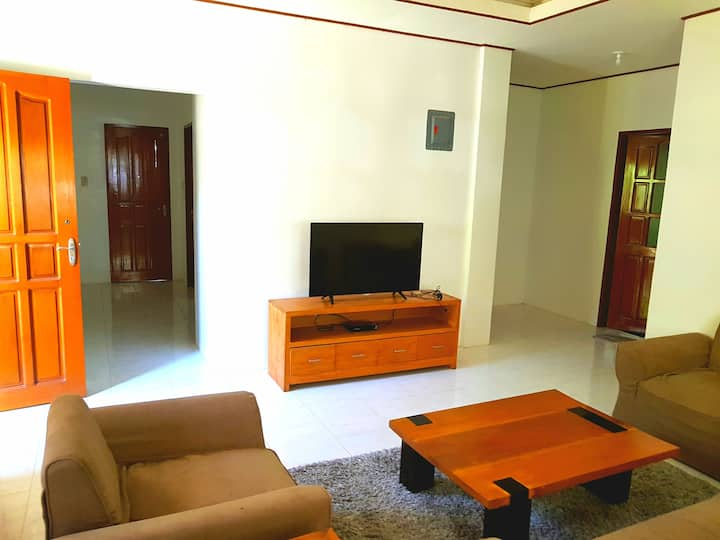 2 bedroom Bungalow Fully Furnished