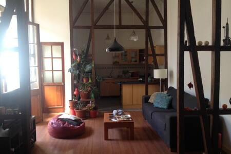 Loft Barrio Yungay (Santiago Centro) - Santiago - Loft