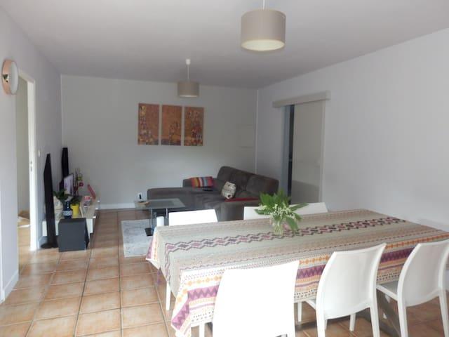 Appartement agréable entre mer et montagne - Itxassou - Apartemen